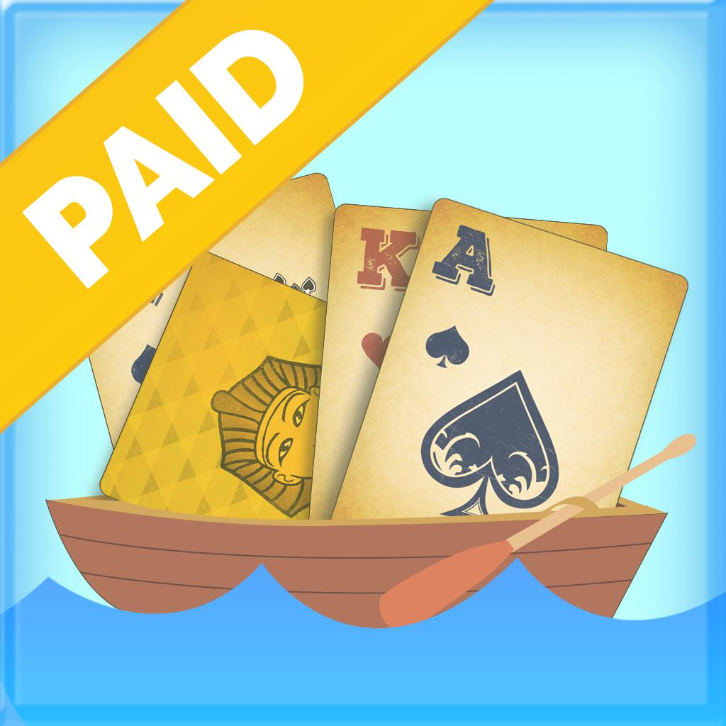 Classic Tri-peaks Towers Solitaire Blitz : Relaxing Klondike Patience Card Game Paid