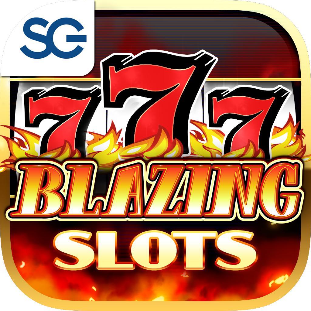 Blazing 7s Casino: Slots Games