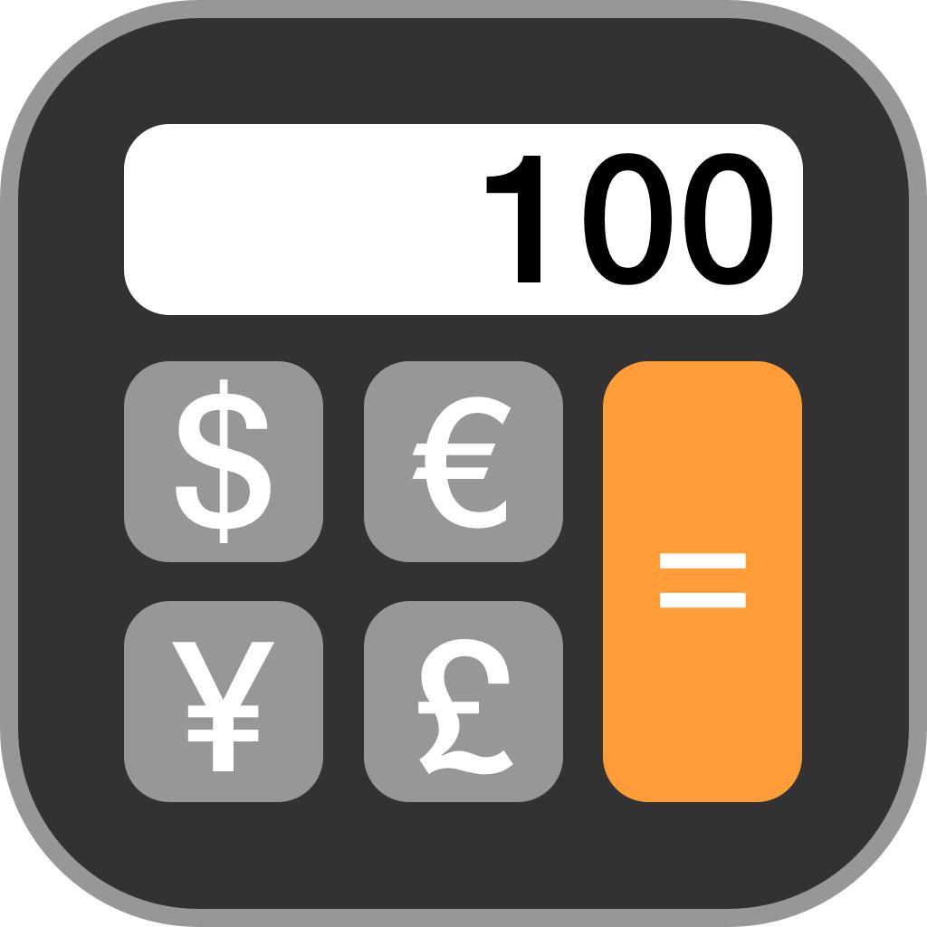 Currency converter calculator!