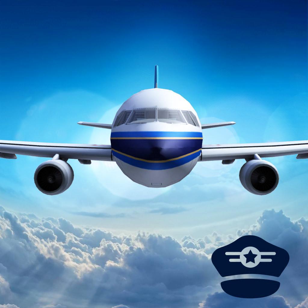模拟飞行翱翔:飞机飞行模拟器