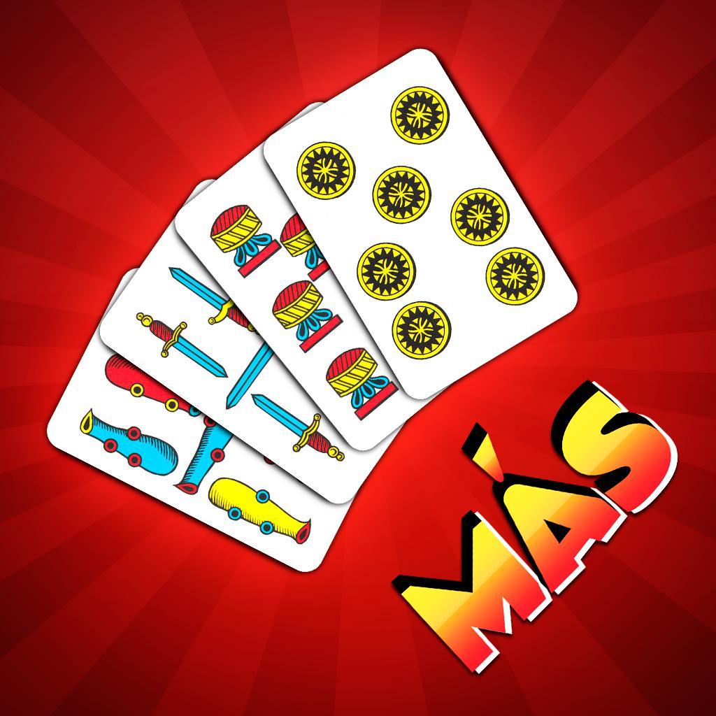 Escoba Más - Juegos de Cartas