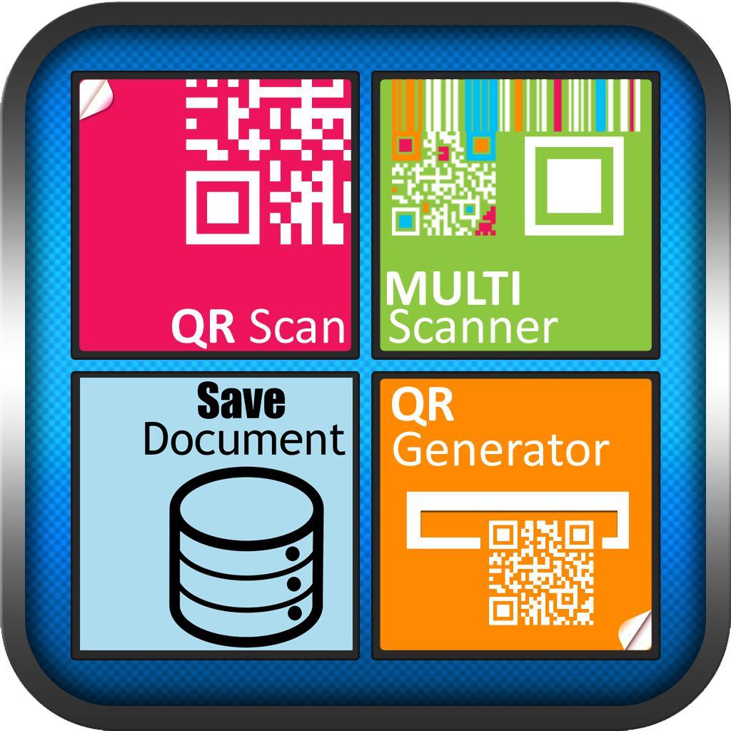 QRCode Maker: Scan & Generate Barcode,Data-martix