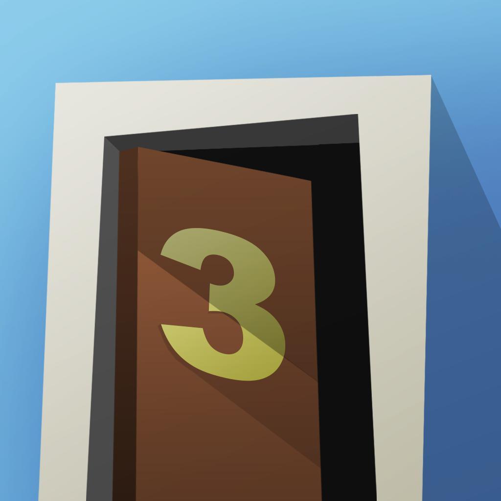 Escape Room 3:like Room & Doors