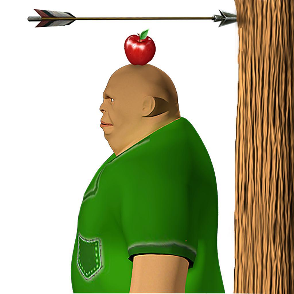Apple Shooter 3D. Super Fruit Shooting Archery HD Game