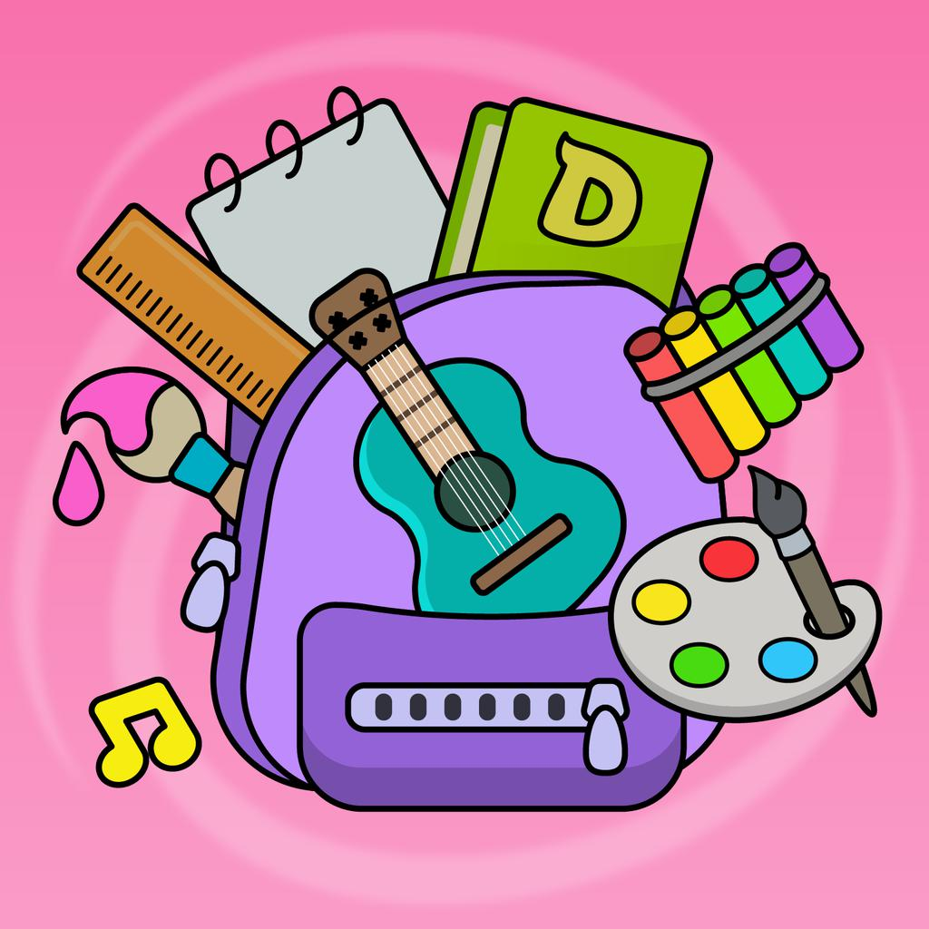 Learning Games - Play & Create