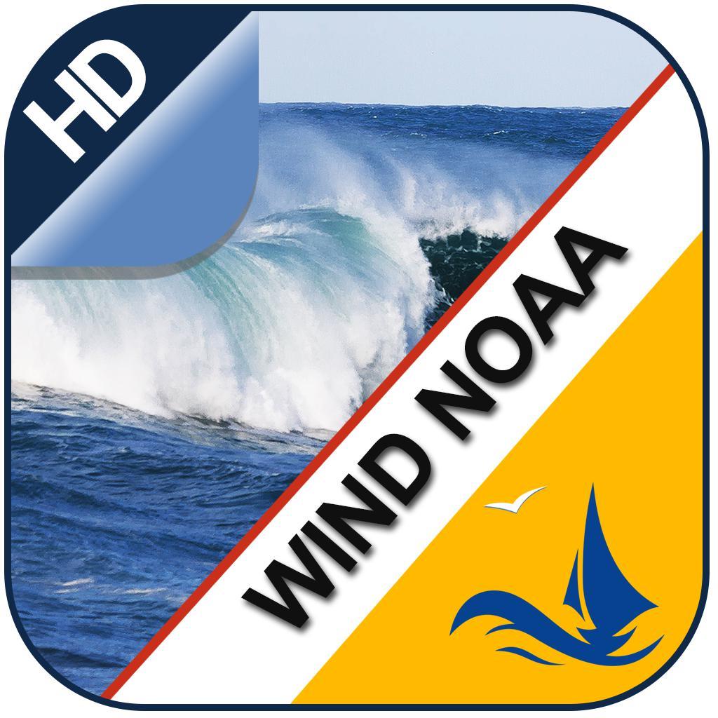 Wind NOAA Prognose für Wind Enthusiasts