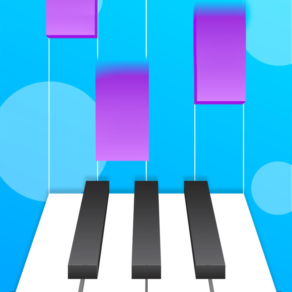Piano Music Tiles-Tap Tap Game