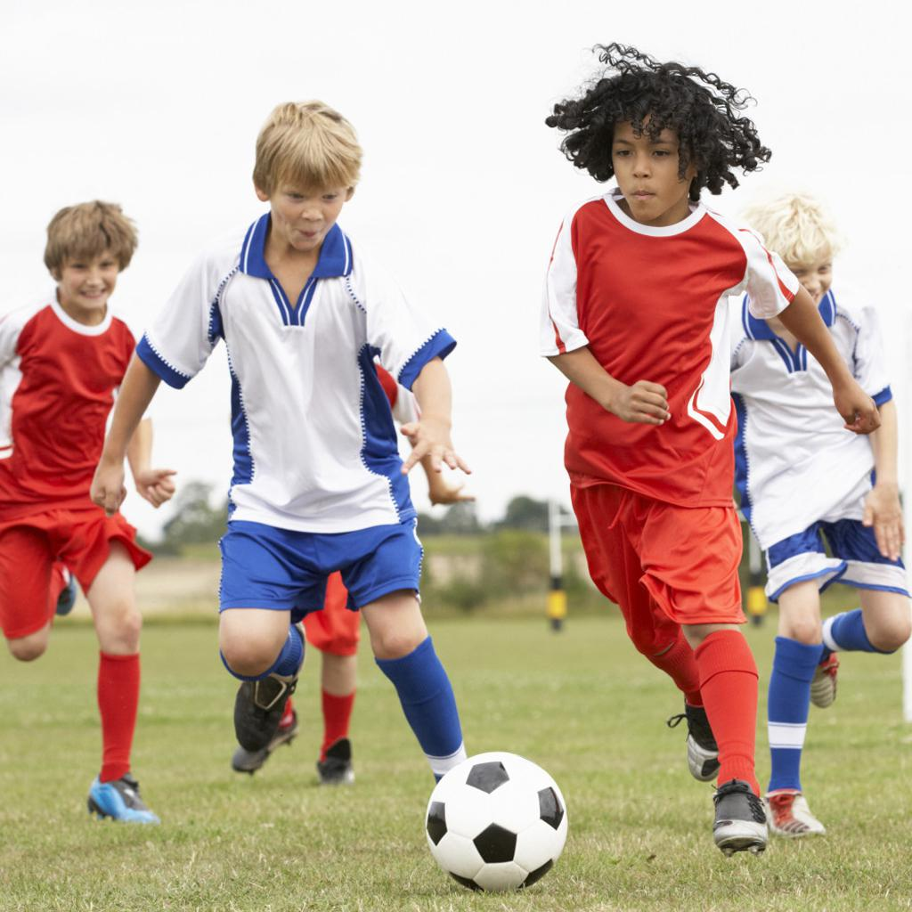 Junior Football Training