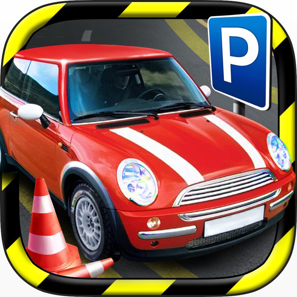 停车大师2016—驾校3D模拟驾驶开车游戏&考驾照练车 汽车游戏(单机+免费)
