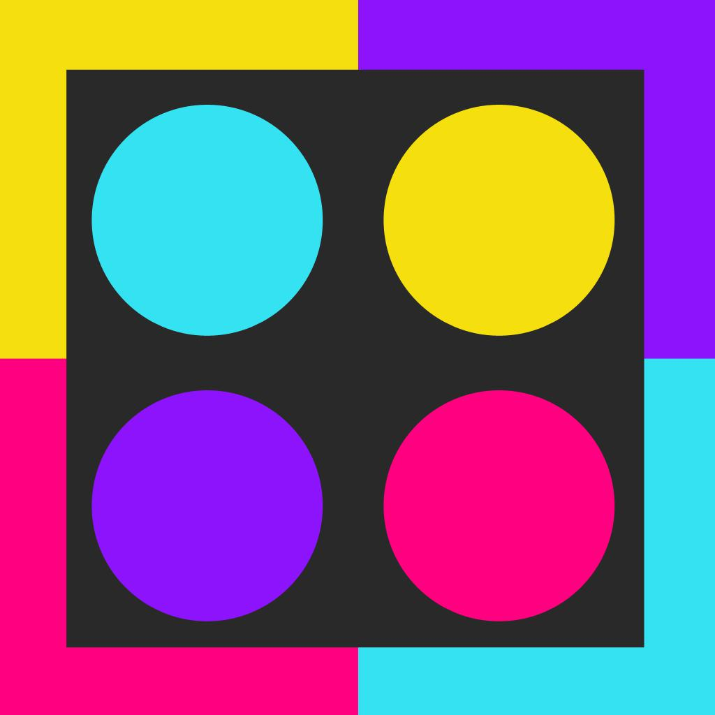 Don't Touch The Color Line Switch Platform - Tap To Shoot The Falling Color Balls